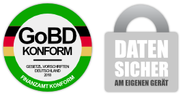 Badges QuickBon Deutschland